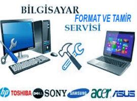 Bilgisayar Laptop Tamir Servisi