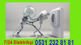 7-24 Elektrikçi Ustası
