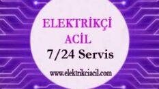 Elektrikçi Acil